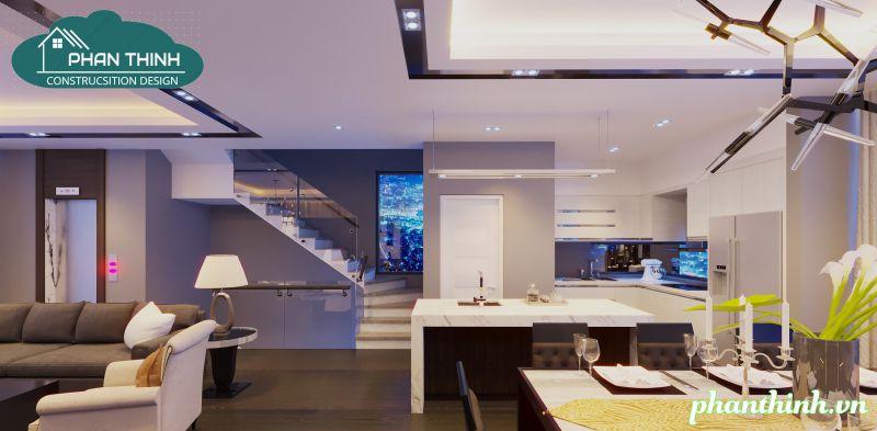 thiết kế nhà hạ long, thiết kế nội thất hạ long