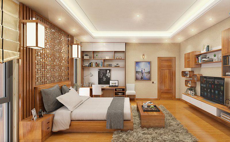 Mẫu nhà hiện đại Cẩm Phả Quảng Ninh