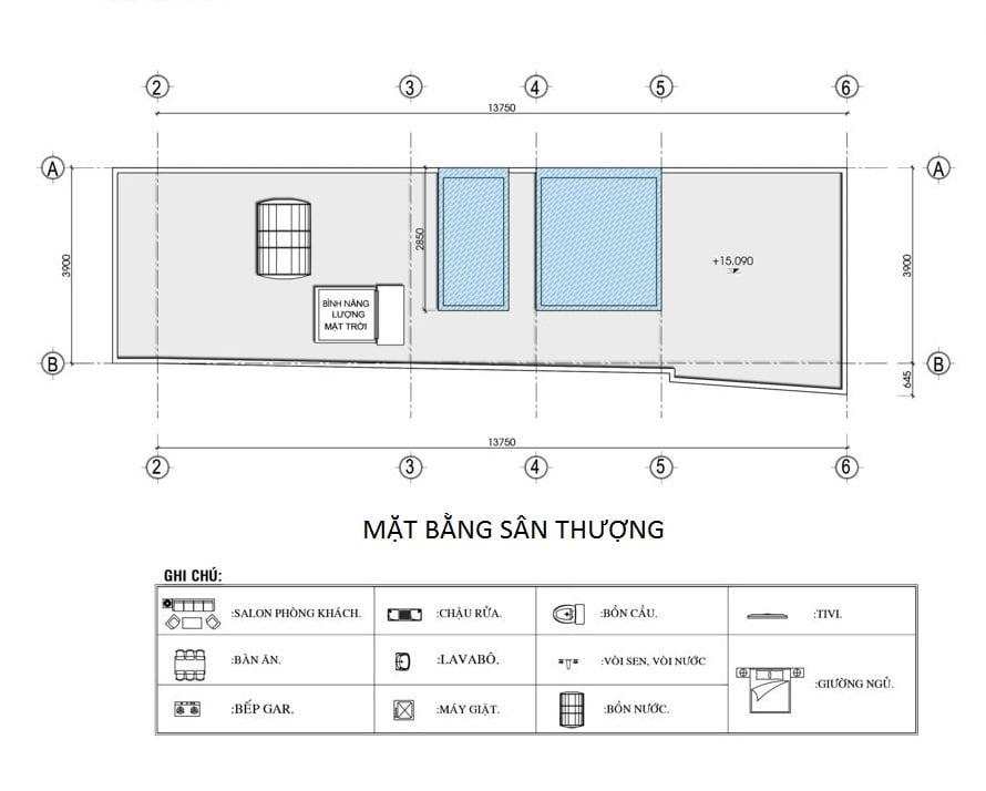 thiết kế nhà hiện đại Cẩm Phả Quảng Ninh