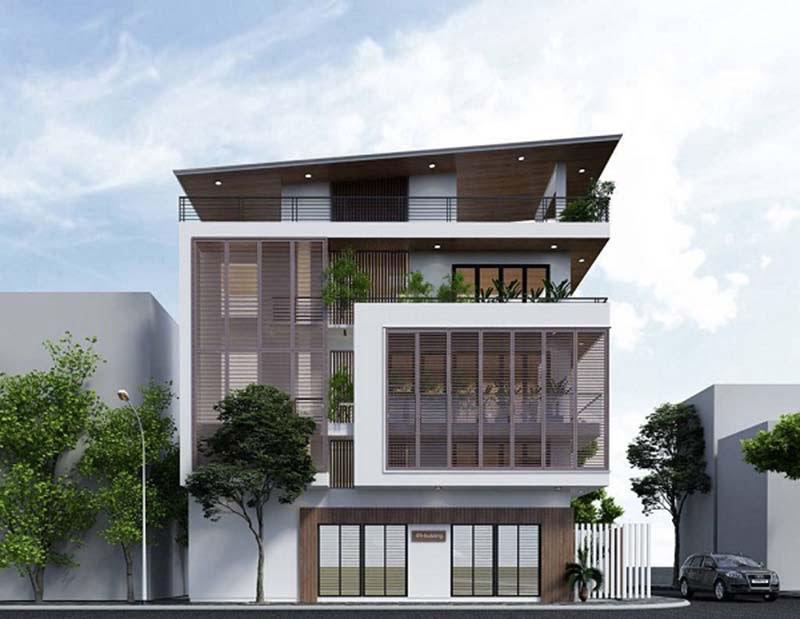 tư vấn thiết kế nhà phố Quảng Ninh