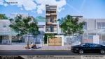 Thiết kế nhà phố Quảng Ninh, anh Trung, Hồng Hà, Hạ Long, Quảng Ninh