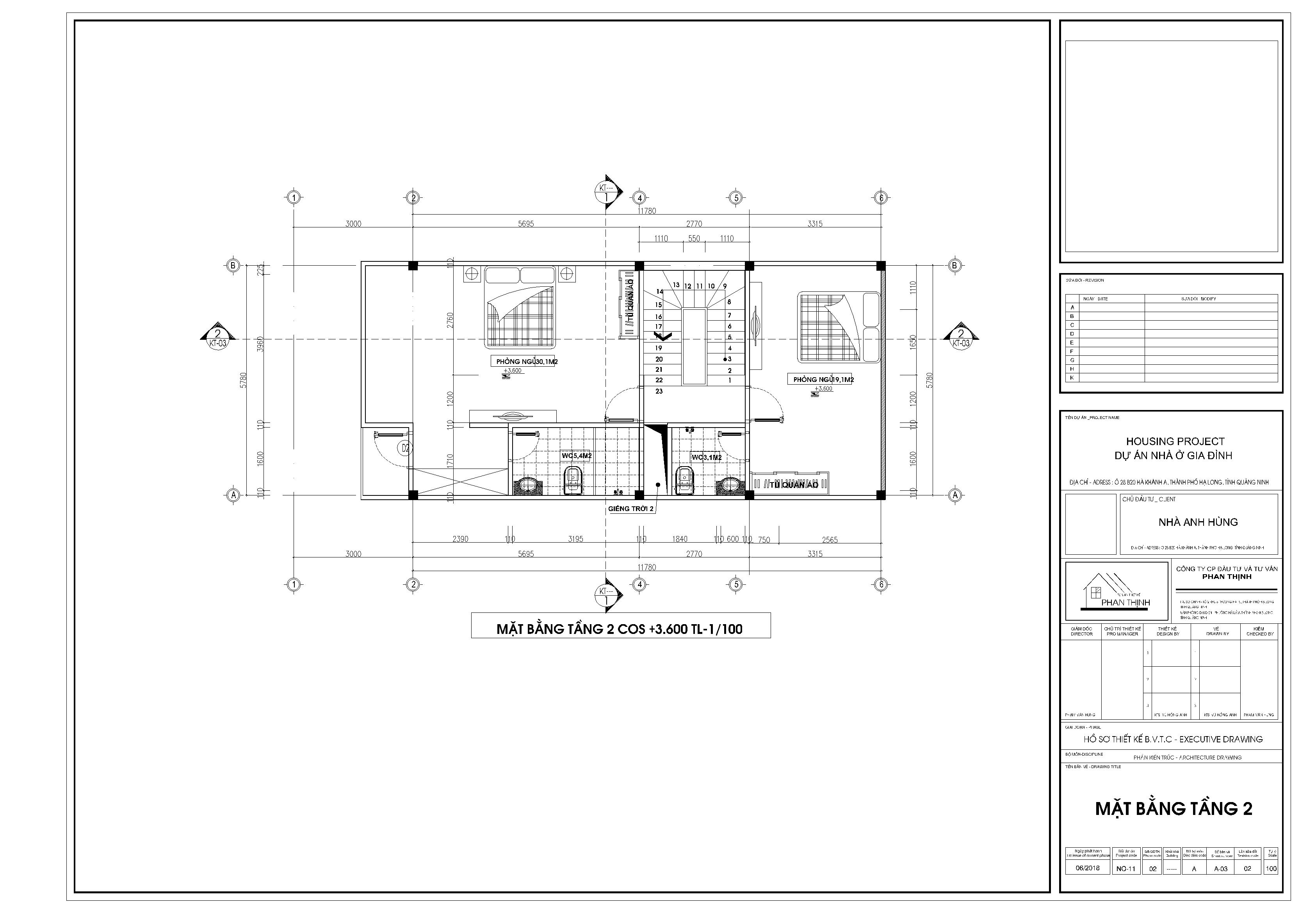 thiết kế nhà tại quảng ninh
