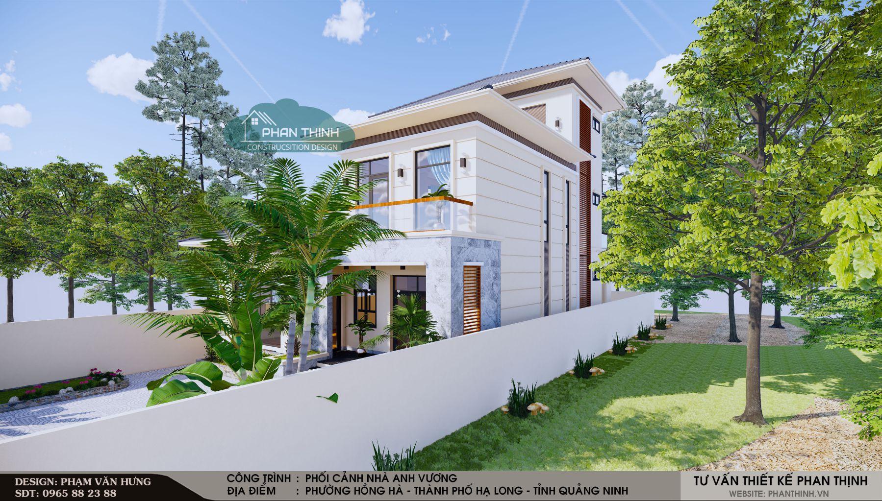 Thuê thiết kế nhà