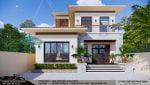 Thuê thiết kế nhà, nhà anh Vương tại Hạ Long Quảng Ninh