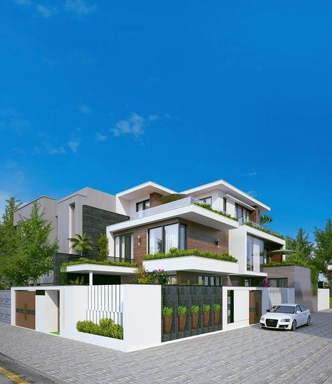 thiết kế biệt thự đẹp tại Quảng Ninh