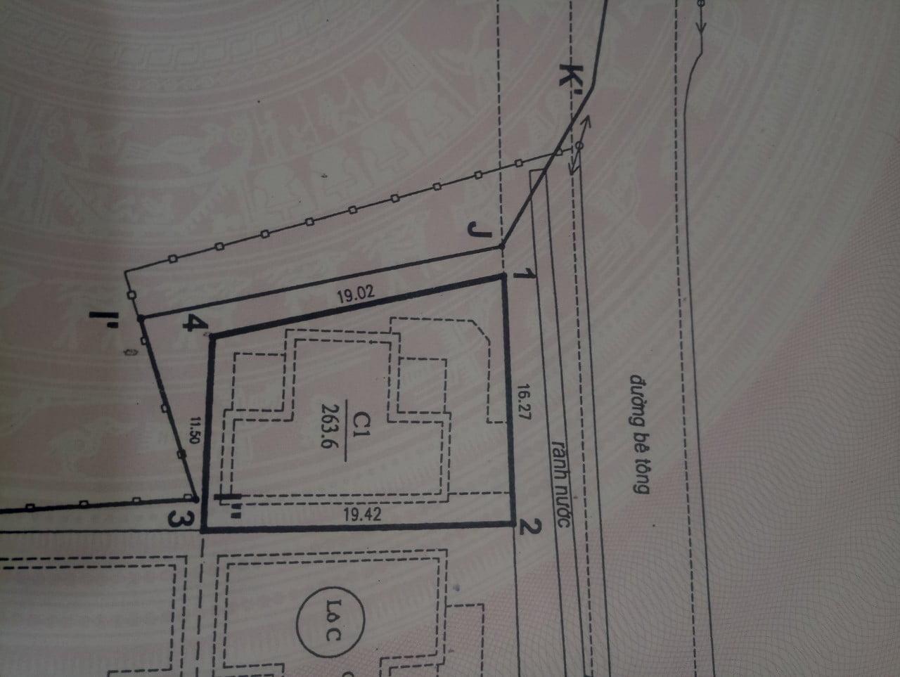 vị trí xây dựng căn nhà 2 tầng
