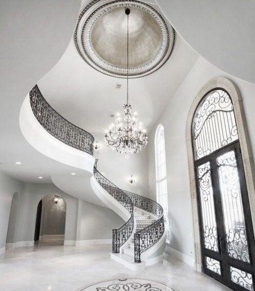 Thiết kế hướng cầu thang