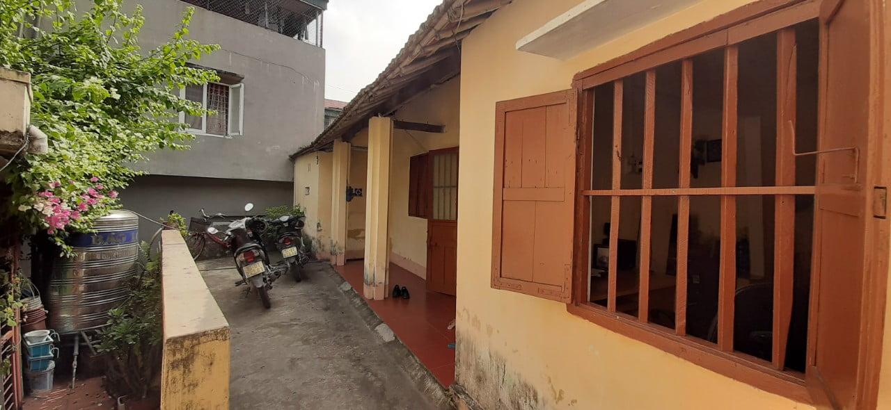 Hình ảnh hiện trạng ngôi nhà cũ