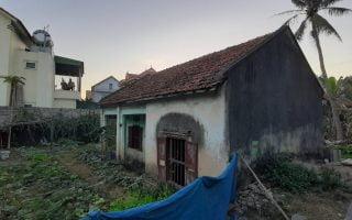 Khảo sát đất, thiết kế mặt bằng sơ bộ nhà anh Hiện trong Trới Hoành Bồ
