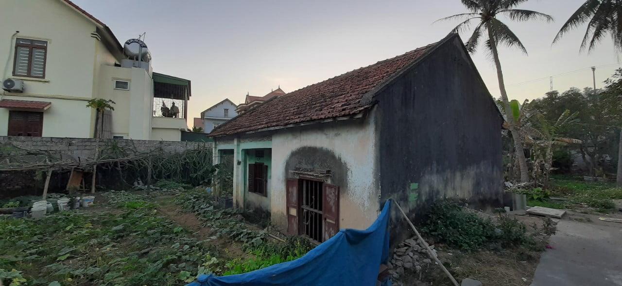 Ảnh hiện trạng ngôi nhà tại tổ 4 khu 1 thị trấn Trới, thành phố Hạ Long, tỉnh Quảng Ninh