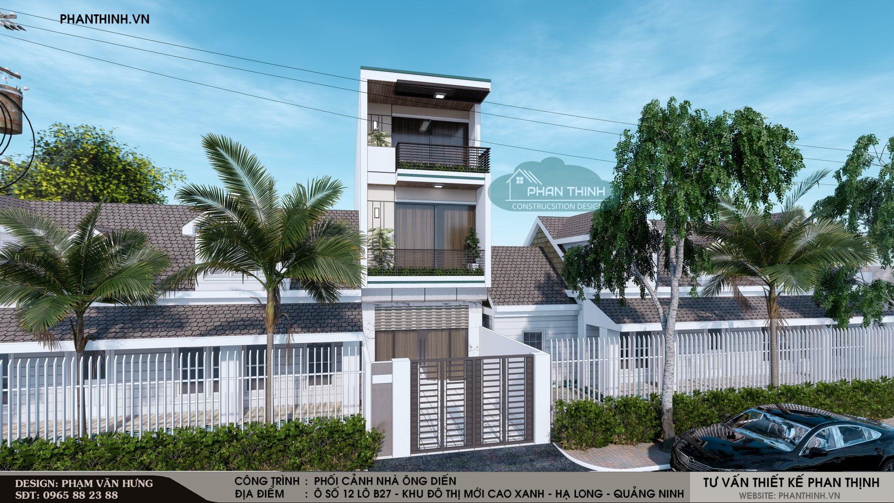 Mặt tiền thiết kế được chủ nhà ưa thích và lựa chọn cho ngôi nhà