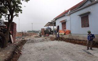 Giám sát thi công móng băng tại phường Đại Yên, Hạ Long, Quảng Ninh
