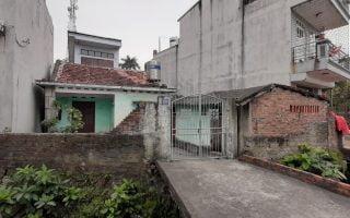 Khảo sát nhà trước thiết kế gần sân vận động Cẩm Phả, Quảng Ninh