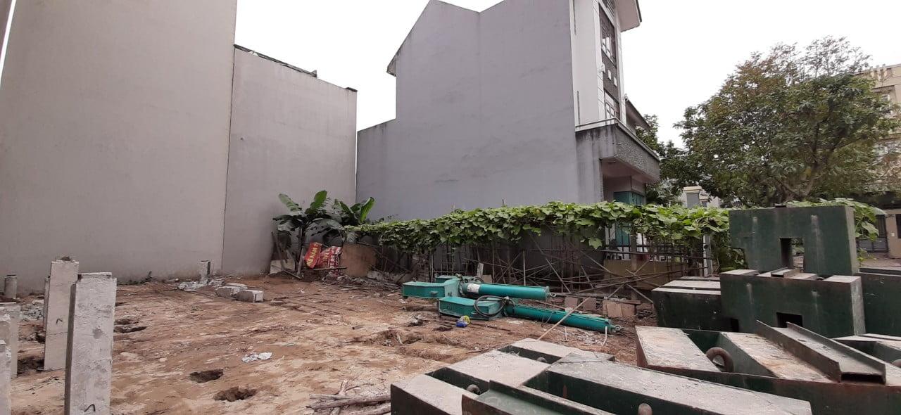 Hình ảnh giám sát sau khi thiết kế nhà tại Hà Khánh