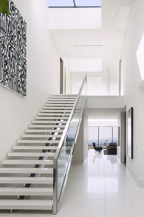 Cầu thang lan can inox 304
