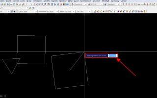 Lệnh vẽ hình vuông trong cad, hướng dẫn vẽ hình vuông trong autocad