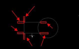 Lệnh cắt trong cad, cách sử dụng lệnh trim để cắt đối tượng trong cad