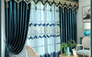 Rèm vải Quảng Ninh – Các mẫu rèm vải đẹp và thông dụng nhất hiện nay