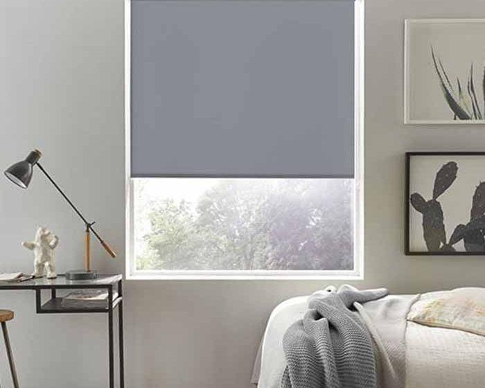 Rèm chống nắng cửa sổ phòng ngủ