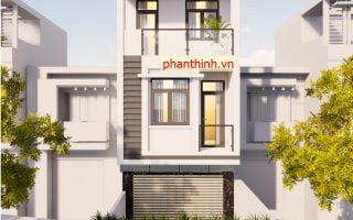 Bản vẽ cad nhà phố 4x16m, file cad nhà phố đẹp đầy đủ link google drive