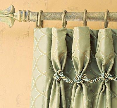 Rèm cửa xếp ly hình cốc Quảng Ninh