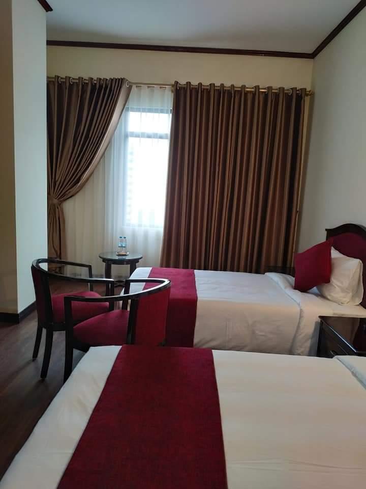 Thi công rèm vải Quảng Ninh cho khách sạn tại Hạ Long