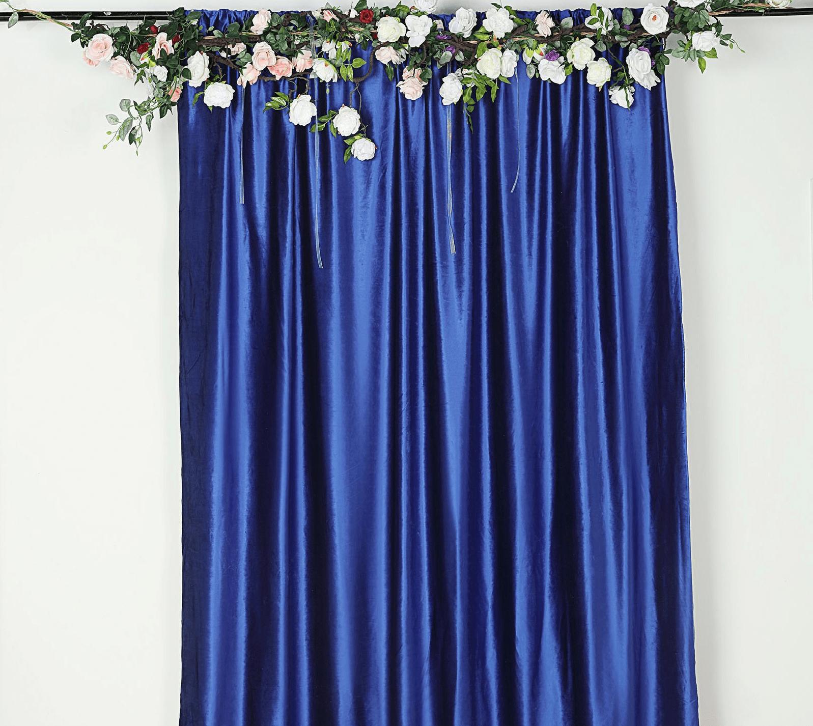 Chọn rèm màu xanh cho người mệnh Thủy
