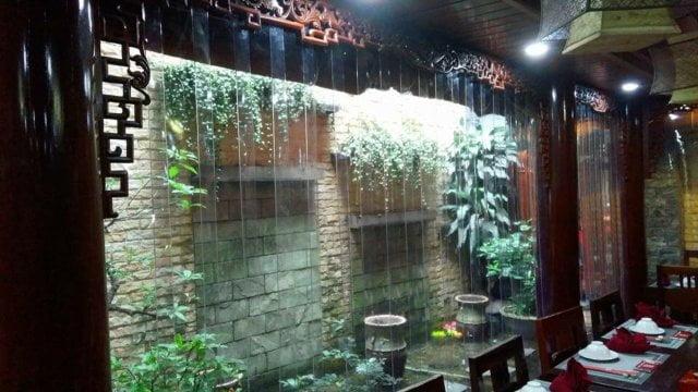Rèm ngăn lạnh PVC tại Quảng Ninh