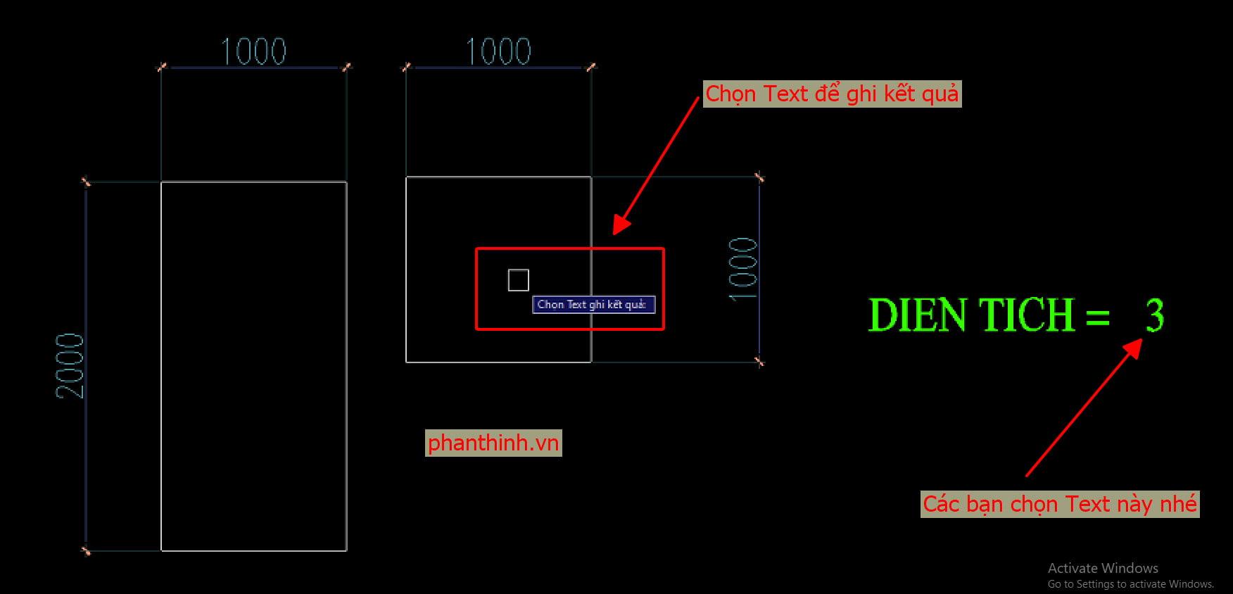 Hướng dẫn sử dụng lisp EDT