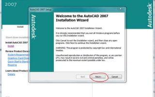 Autocad 2007 full crack cho sinh viên – có hướng dẫn cài đặt chi tiết