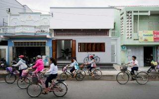 Thiết kế mẫu nhà cấp 4 đẹp tại Hải Dương, ngôi nhà 1 tầng đẹp ở Chí Linh