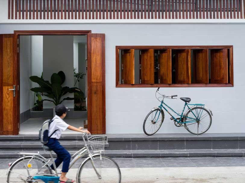 Thiết kế nhà cấp 4 đẹp ở Hải Dương